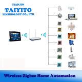 Принятая OEM интегрированный франтовская домашняя автоматизация Domotica Zigbee Iot домашняя