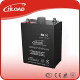 CER genehmigt 12V 150ah tiefes Schleife-Leitungskabel saure AGM-Batterie