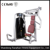 商業Leg Exercise Jungle Gym EquipmentかMuscle Sport Body Building Fitness Machine /Seated Chest Press /Tz-6005