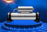 304ステンレス鋼の塩素自由なUndersink水清浄器の倍の段階