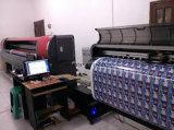 Изготовленный на заказ напольное крытое печатание Polyster винила гибкого трубопровода винила PVC рекламируя знамя