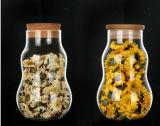 herauf Gradpyres-Glasglas Carabash Form-Speicher-Glasglas-Küchenbedarf