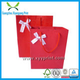 Vente en gros meilleur marché de sac de papier de mariage de mode belle