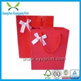 Venda por atacado encantadora mais barata do saco de papel do casamento da forma