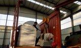 Линия автоматического производства активированного угля проекта Индии