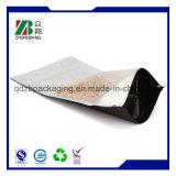 OPP/PE a feuilleté le sachet en plastique matériel de blocage de fermeture éclair de glissière