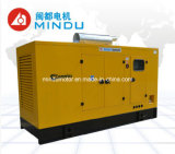 Supplier do competidor 100kw Silent Lovol Diesel Generator