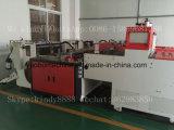 Ybhq-450 * 2 automática de alta velocidad de la camiseta Máquina para hacer bolsas