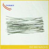 Tipo alambre de platino del alambre del termocople 99.99% de S