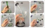 6-7 인치 문맥 소형 석유 굴착 장치 유리제 연기가 나는 수관