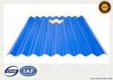 Precio plástico de la hoja del material para techos de la resistencia de impacto UPVC por la hoja