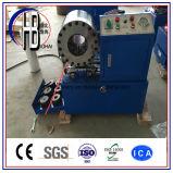 Machine sertissante de boyau hydraulique de qualité de la CE d'OIN