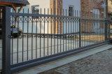 Puerta galvanizada Drivern simple del estado del metal del motor del estilo europeo de Alemania