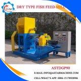 Tipo asciutto macchina di galleggiamento di piccolo uso domestico dell'alimentazione dei pesci