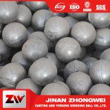 Esfera do ferro de molde do cromo do baixo preço da planta do cimento baixa