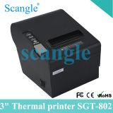 Главный принтер POS/термально принтер получения с скоростью печатание 260mm/Sec