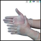Устранимые перчатки рассмотрения PVC перчаток PE
