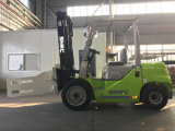 Japão Isuzu Diesel Engine 3 Ton Bale Clamp Attachment Forklift