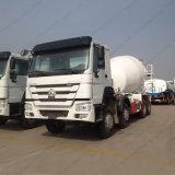 Camion de réservoir de la colle d'Alibaba Sinotruk HOWO 12-16m3|Camion-citerne aspirateur de mélangeur concret