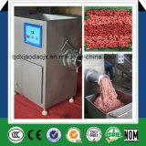 Hache-viande industriel de viande, hachoir congelé, machine de meulage de viande