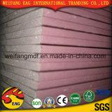 Panneau/tuiles de papier de plafond de gypse stratifiés par PVC
