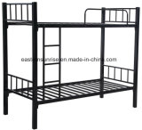 학교 가구 성숙한 단철 강철 금속 2단 침대