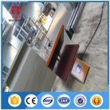 Máquina de alta pressão manual da imprensa do calor para a etiqueta