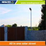 統合された太陽LEDの街灯の値段表