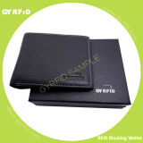 NFC преграждая бумажник бумажника RFID