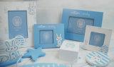Items del regalo del MDF E1 con el marco de la foto para el bebé