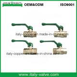 Nieuw Ontwerp Italycopper Gemaakt de Kogelklep tot van het Messing (AV1061)