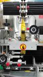 Machine d'étiquetage automatique pour corps et capuchon de bouteille