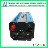 De draagbare Omschakelaars van de Macht van de Golf van de 3000Wgelijkstroom AC Zuivere Sinus (qw-P3000)