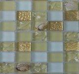 高品質のクリスタルグラスのモザイクMaGS1041
