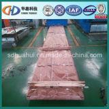 Compertitiveの価格で屋根を付けることのための波形の鋼板