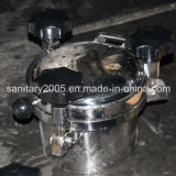 Steel inoxidable Manhole Cover pour Tank Manway