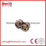 2D Metirc Mann 24 Grad-Kegel/metrisches Weibchen 24 Grad-Kegel hydraulisches Joinnings von der Adapter-Fabrik