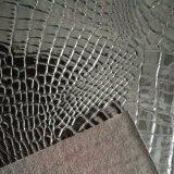 تمساح جلد يكيّف حقيبة جلد [بفك] جلد
