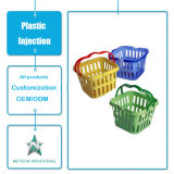 Vorm van de Mand van het Keukengerei van het Huishouden van de Injectie van China de Fabrikant Aangepaste Plastic Plastic