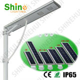 30W 40W 50W 60W het Zonnepaneel Sunpower Integrated All van Mono/in One LED Solar Street Light met High Lumen (shty-205-2100)