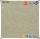 600X600建築材料の陶磁器の薄い灰色の吸収ISO9001及びISO14000のより少しにより0.5%の床タイル(G60705+G60702)