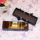 Premium Chocolate Box Candy Embalaje de cajas de papel con cinta