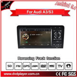 Navegador de GPS / Rádio de carro para áudio de carro para Audi A3 / S3