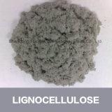Добавки ступки Lignocellulose деревянного волокна устойчивости на растрескивание конкретные
