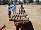 低い投資のManufacturierの製造者のためのQt5-20ブロック機械の具体的な煉瓦作成機械