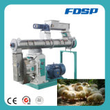 Máquina profissional do granulador do fornecedor para a linha de produção da pelota da alimentação