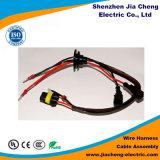 Nuevo harness del alambre del coche de la energía para automotor