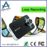 """ダッシュカムGセンサーの夜間視界車のカメラのレコーダー2.7 """" HDとの元のNovatek HDMI K6000車DVR 1080P"""