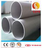 Buenos materiales inoxidables 304 del tubo de acero