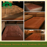 MDF Door Skin di Sapele/Beech Veneer Molded con Different Panel